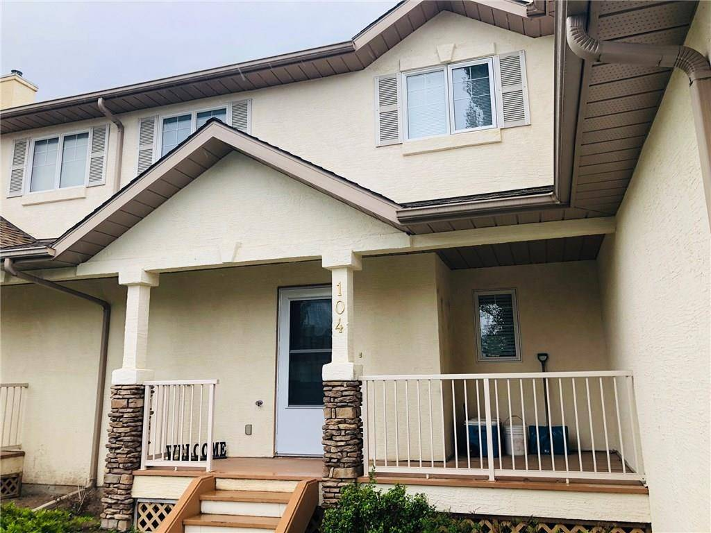 Townhouse for sale at 4904 Ridge Rd Unit 104 Radium Hot Springs British Columbia - MLS: 2439000