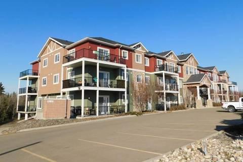 Condo for sale at 4922 52 St Unit 104 Gibbons Alberta - MLS: E4090750