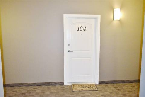 Condo for sale at 5302 51 St Unit 104 Bonnyville Town Alberta - MLS: E4177880