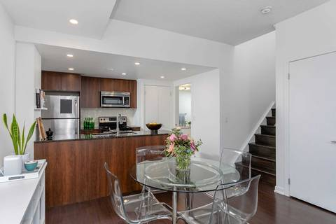 Condo for sale at 55 East Liberty St Unit 104 Toronto Ontario - MLS: C4424114