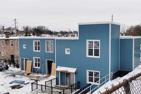 Townhouse for rent at 58 Beverly St Unit 104 Cambridge Ontario - MLS: X4723481