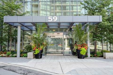 Condo for sale at 59 Annie Craig Dr Unit 104 Toronto Ontario - MLS: W4627094