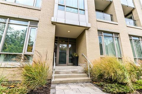 Apartment for rent at 60 Berwick Ave Unit 104 Toronto Ontario - MLS: C4615607