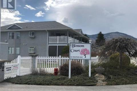Townhouse for sale at 62 Dauphin Ave Unit 104 Penticton British Columbia - MLS: 177649