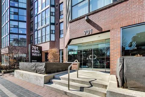Condo for sale at 701 King St Unit 104 Toronto Ontario - MLS: C4734112