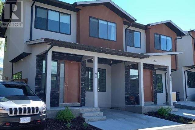 Townhouse for sale at 703 Forestbrook Dr Unit 104 Penticton British Columbia - MLS: 182303