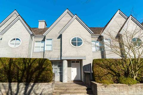 Townhouse for sale at 7160 Oak St Unit 104 Vancouver British Columbia - MLS: R2353369
