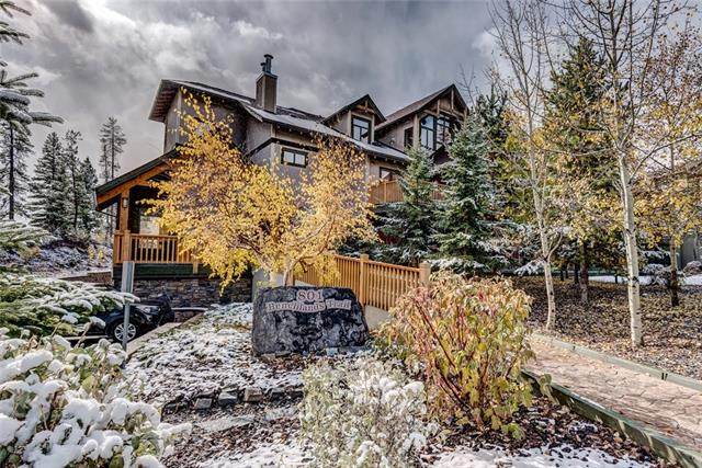 Removed: 104 - 801 Benchlands Trail, Canmore, AB - Removed on 2018-09-04 05:15:24