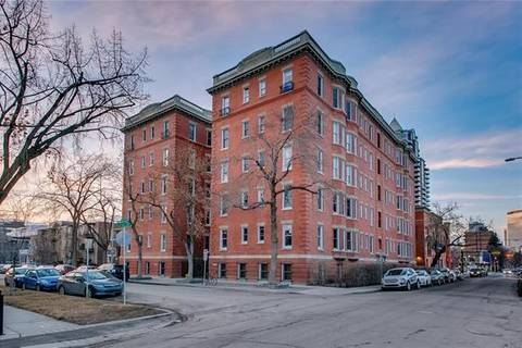 Condo for sale at 804 18 Ave Southwest Unit 104 Calgary Alberta - MLS: C4289173