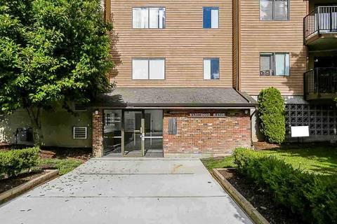 Condo for sale at 9282 Hazel St Unit 104 Chilliwack British Columbia - MLS: R2436386