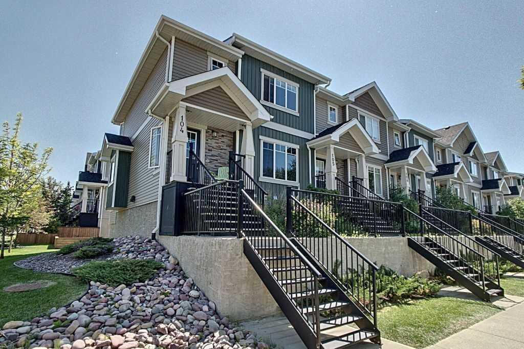 Townhouse for sale at 9535 217 St NW Unit 104 Edmonton Alberta - MLS: E4203023