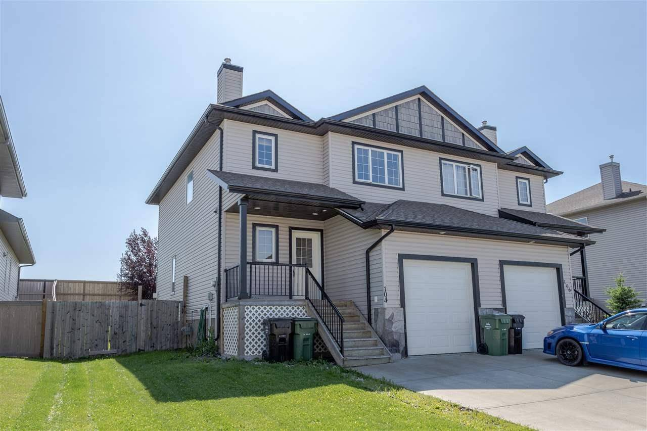 Townhouse for sale at 104 Acacia Circ Leduc Alberta - MLS: E4167565