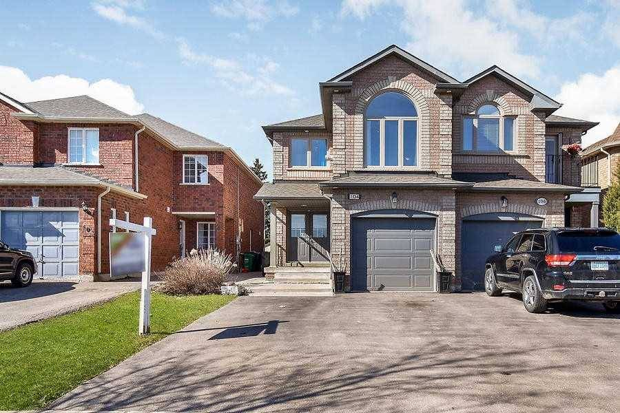 Townhouse for sale at 104 Archbury Circ Caledon Ontario - MLS: W4714673