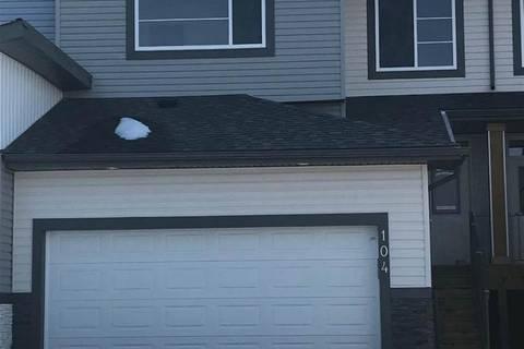 House for sale at 104 Awentia St Leduc Alberta - MLS: E4148579
