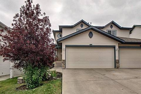 Townhouse for sale at 104 Bow Ridge Dr Cochrane Alberta - MLS: C4263742