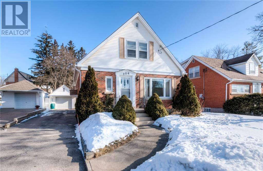 House for sale at 104 Brentwood Ave Kitchener Ontario - MLS: 30791649