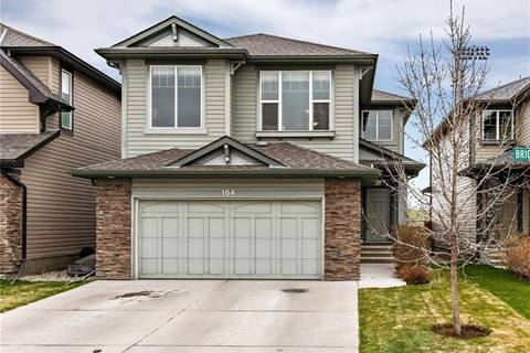 House for sale at 104 Brightoncrest Manr Southeast Calgary Alberta - MLS: C4244132