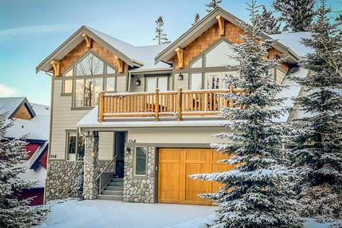 House for sale at 104 Caffaro Ct Canmore Alberta - MLS: C4279313