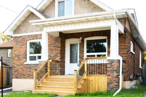 House for sale at 104 Conant St Oshawa Ontario - MLS: E4631992