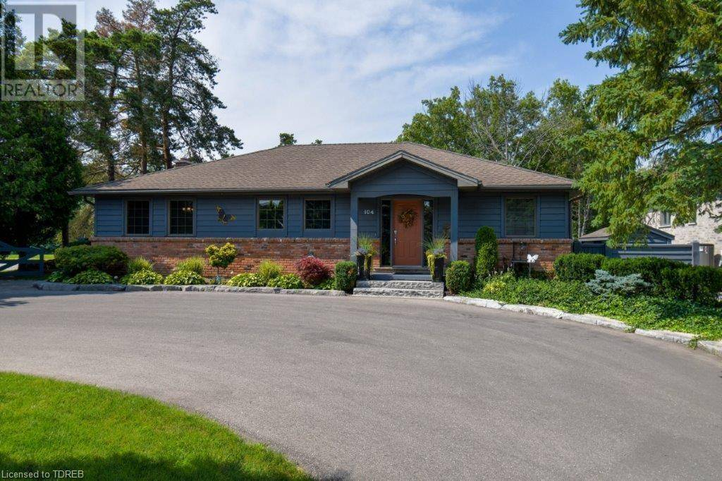 House for sale at 104 Concession St Tillsonburg Ontario - MLS: 242398