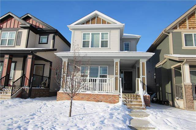 House for sale at 104 Copperpond Pk Southeast Calgary Alberta - MLS: C4287365