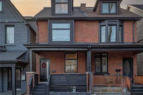 Townhouse for sale at 104 Curzon St Toronto Ontario - MLS: E4672608