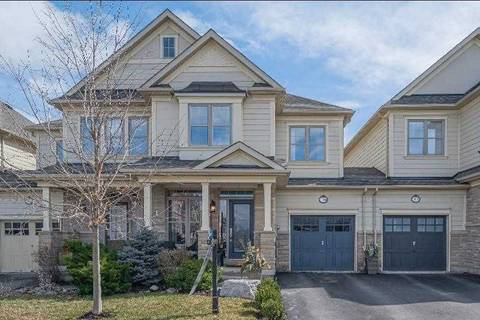 Townhouse for sale at 104 Duncan Ln Milton Ontario - MLS: W4730114