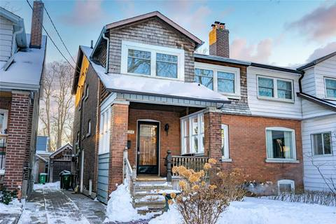 Townhouse for rent at 104 Elmer Ave Toronto Ontario - MLS: E4673391