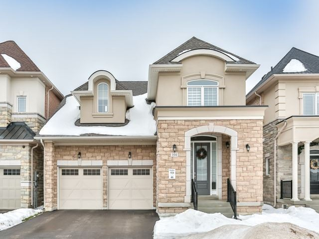 For Sale: 104 Glad Park Avenue, Whitchurch Stouffville, ON | 3 Bed, 3 Bath House for $1,049,000. See 20 photos!