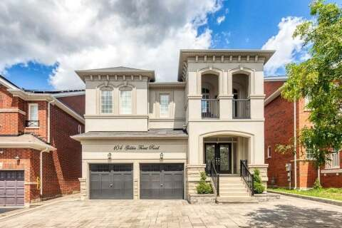 House for sale at 104 Golden Forest Rd Vaughan Ontario - MLS: N4849858