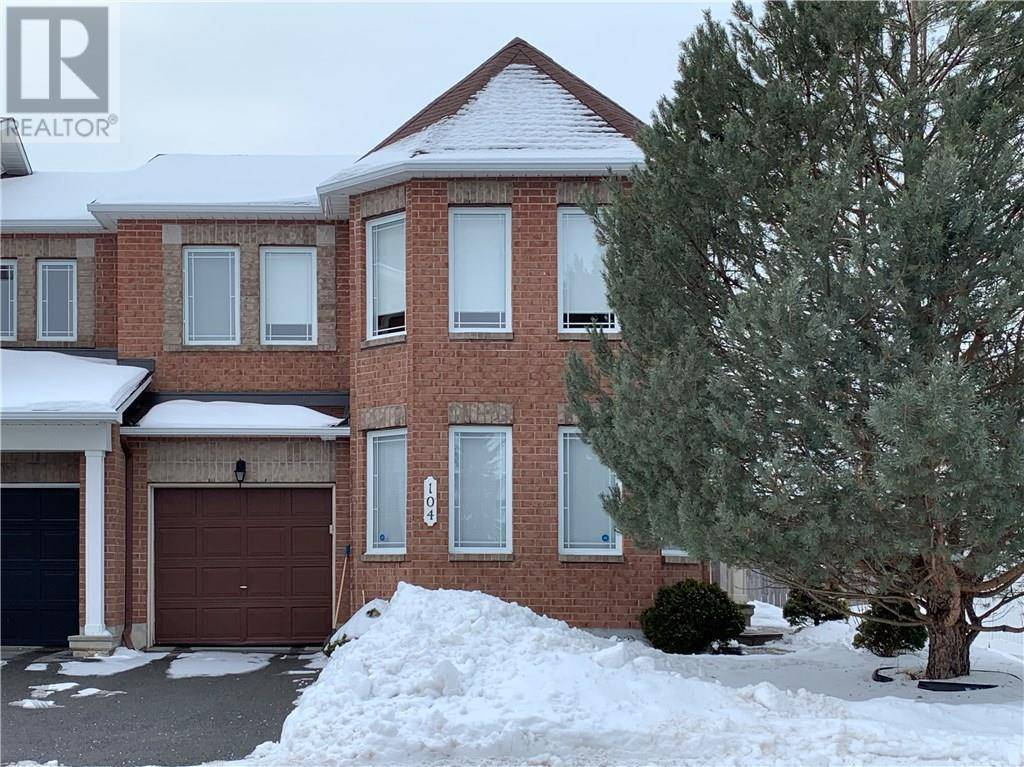 Townhouse for rent at 104 Grovemont Dr Ottawa Ontario - MLS: 1181459
