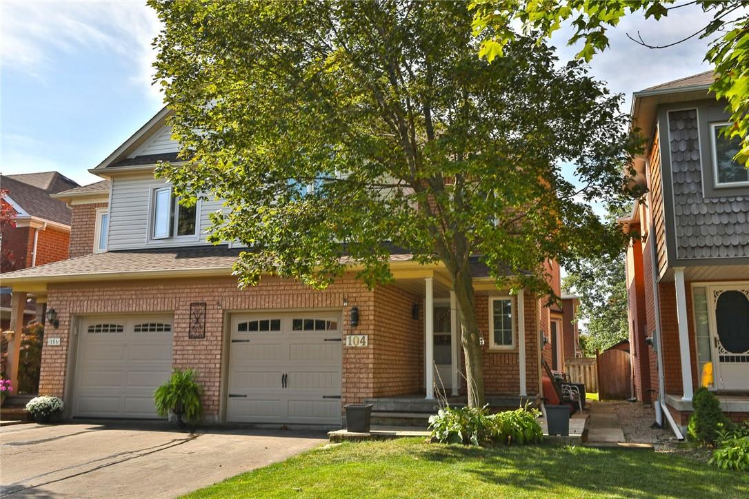 Removed: 104 Harnesworth Crescent, Waterdown, ON - Removed on 2019-10-16 06:36:14