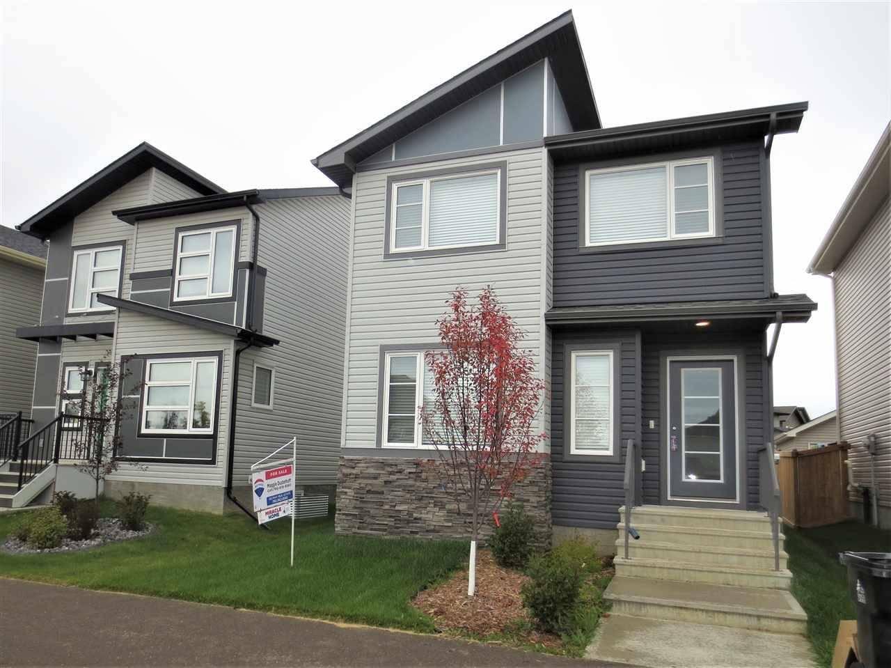 House for sale at 104 Harvest Ridge Dr Spruce Grove Alberta - MLS: E4174131