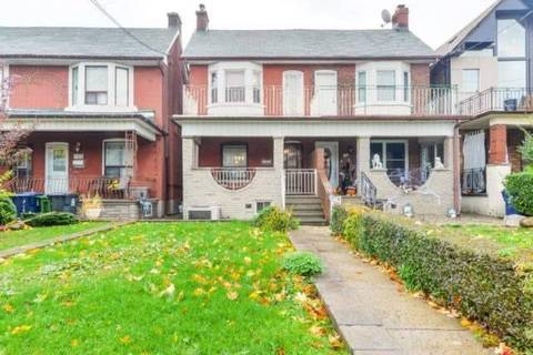 Townhouse for rent at 104 Harvie Ave Toronto Ontario - MLS: W4681634