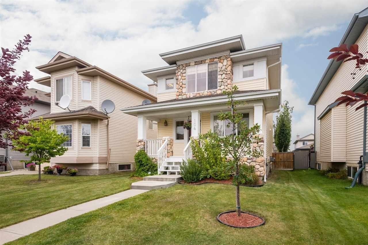 House for sale at 104 Keystone Ln Leduc Alberta - MLS: E4211549