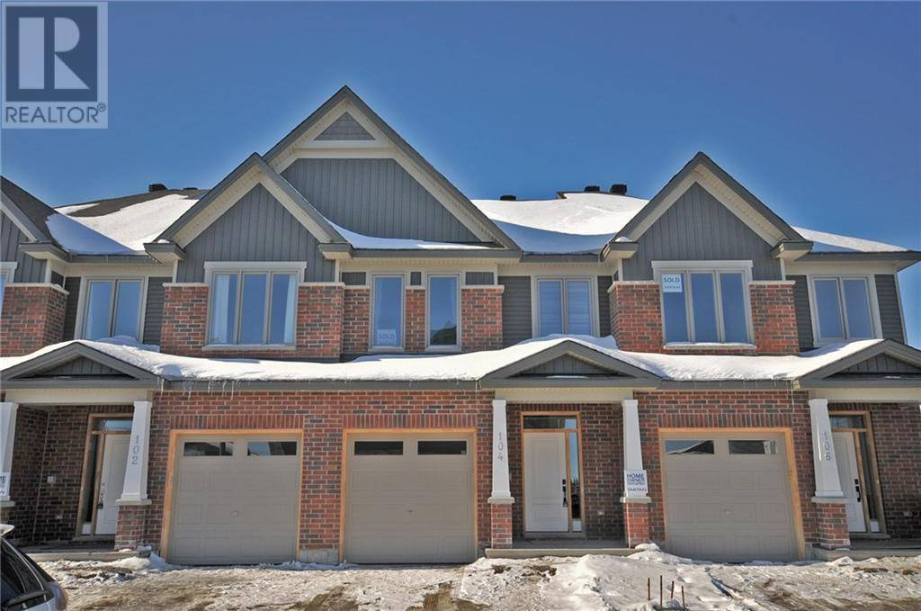 Townhouse for rent at 104 Lavatera St Gloucester Ontario - MLS: 1182931
