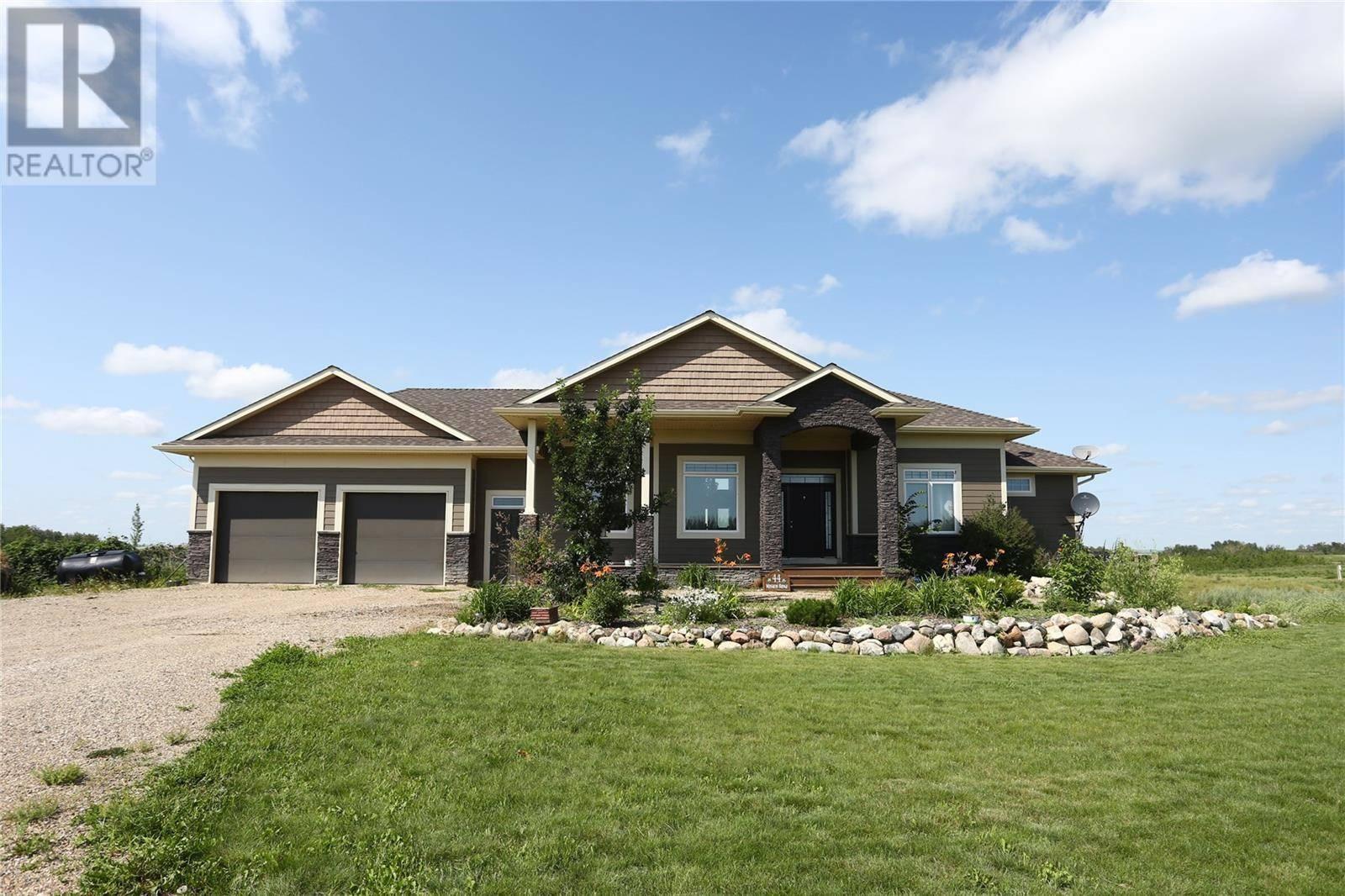 House for sale at 104 Metanczuk Rd Aberdeen Rm No. 373 Saskatchewan - MLS: SK782635