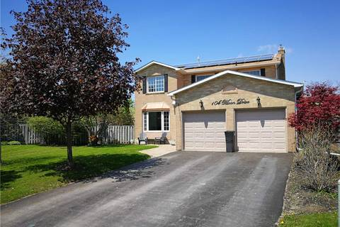 House for sale at 104 Moon Dr Barrie Ontario - MLS: S4428401