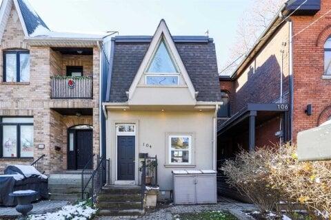 House for sale at 104 Morse St Toronto Ontario - MLS: E5055359
