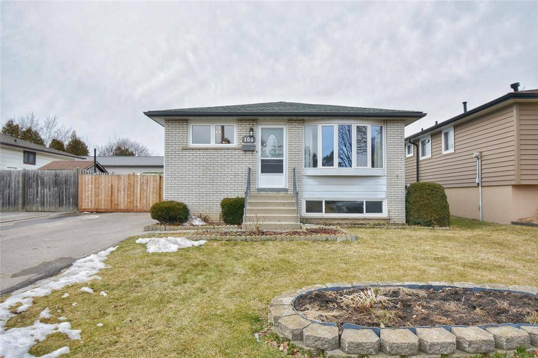 House for sale at 104 Moxley Dr Hamilton Ontario - MLS: H4073117