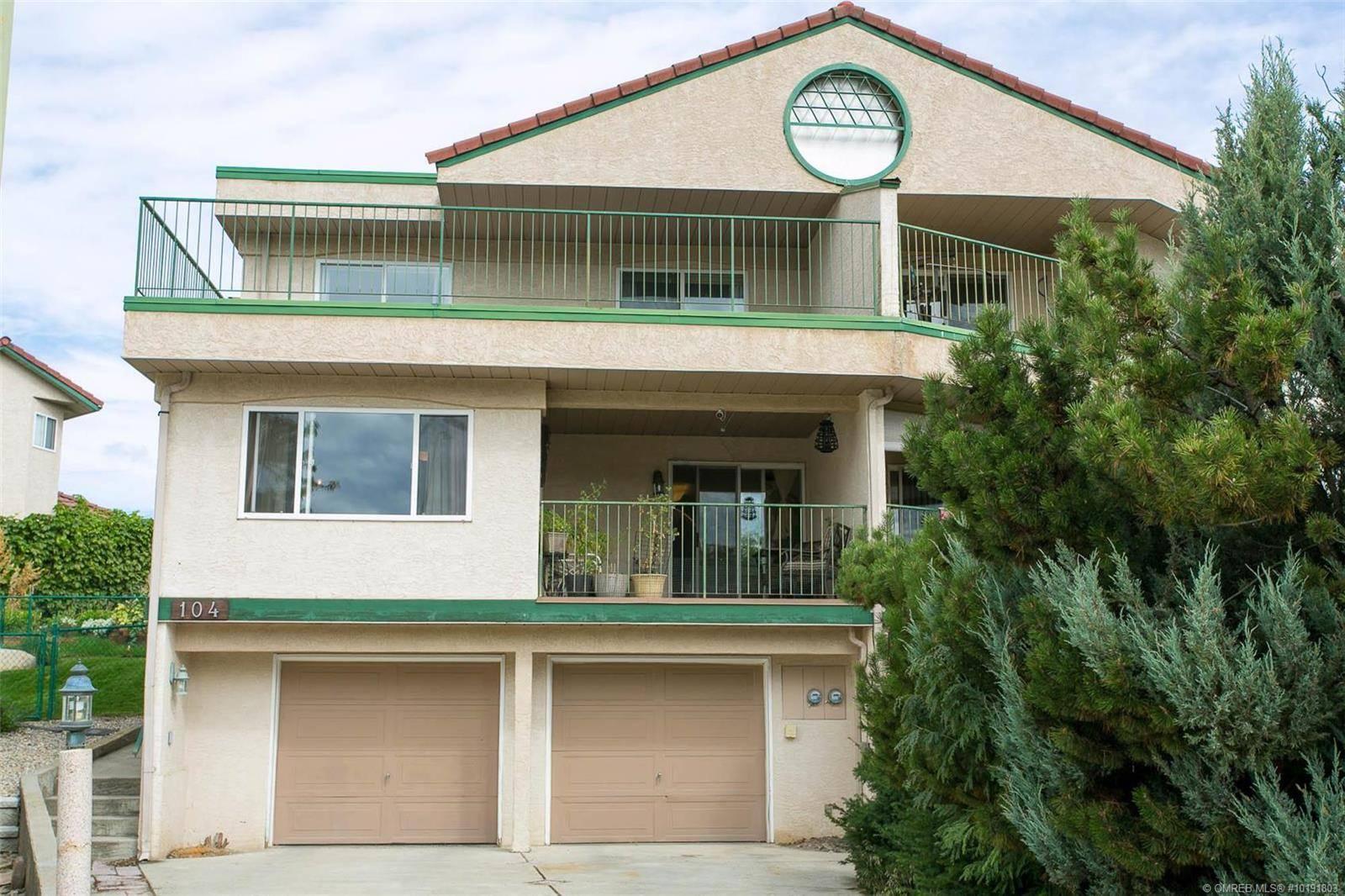 Townhouse for sale at 104 Naito Ct Kelowna British Columbia - MLS: 10191803