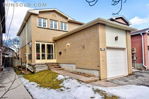 House for sale at 104 Nightstar Dr Richmond Hill Ontario - MLS: N4444024
