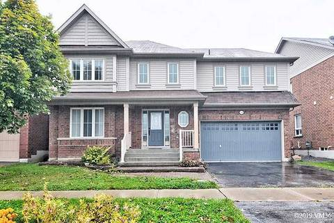 House for sale at 104 Northern Dancer Dr Oshawa Ontario - MLS: E4609743