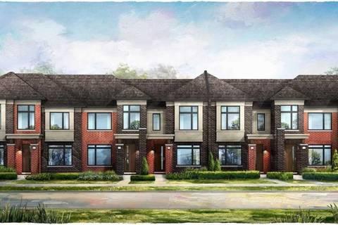 Townhouse for sale at 104 Pearman Cres Brampton Ontario - MLS: W4690614