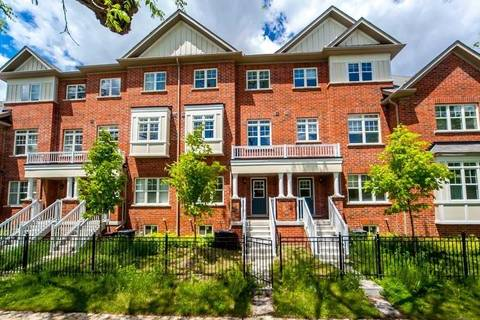 Townhouse for sale at 104 Roy Grove Wy Markham Ontario - MLS: N4506879