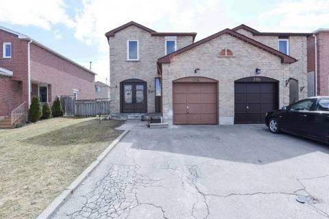 Townhouse for sale at 104 Sandmere Ave Brampton Ontario - MLS: W4729594