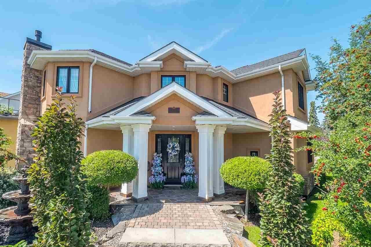 House for sale at 104 Saskatchewan Dr NW Edmonton Alberta - MLS: E4205231