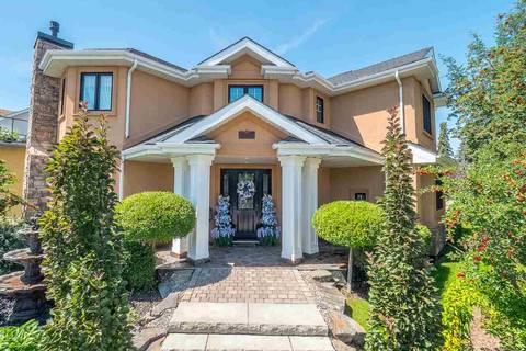 House for sale at 104 Saskatchewan Dr Nw Edmonton Alberta - MLS: E4155862