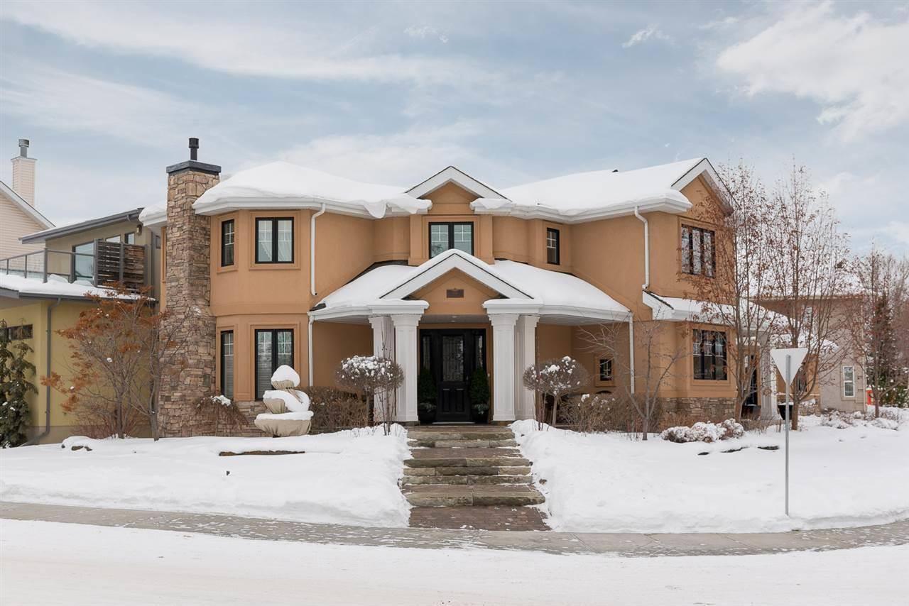 House for sale at 104 Saskatchewan Dr Nw Edmonton Alberta - MLS: E4183256