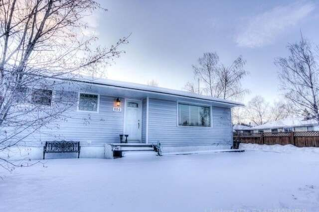 House for sale at 104 Simpson Street  Hinton Alberta - MLS: AW51464